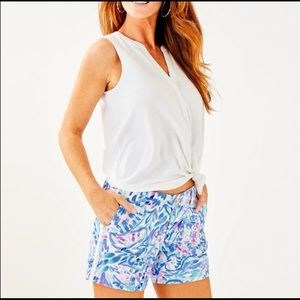NWT LP Callahan Shorts with Lace Trim